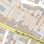 Application de consultation du cadastre